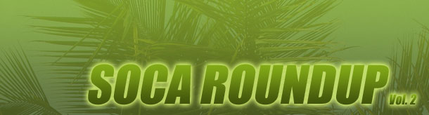 Jump and Wave to The Soca Roundup Volume 2